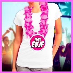 Collier Team EVJF enterrement vie jeune fille