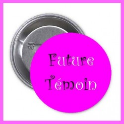 Badge Future Témon EVJF