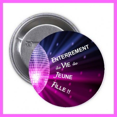 Badge EVFJ - Future belle-soeur