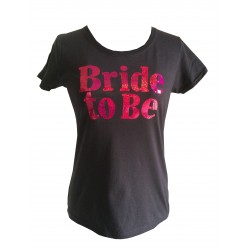 tshirt Bride to Be EVJF pas cher