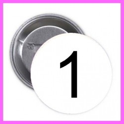 badge/pins candidate concours miss