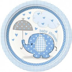Assiettes Baby Shower...